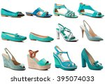 Turquoise Women Shoes...