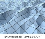 modern science abstract... | Shutterstock . vector #395134774