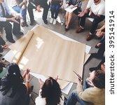 business team organization... | Shutterstock . vector #395141914