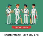 cool vector concept background... | Shutterstock .eps vector #395187178