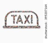 people  plate taxi icon