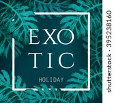 vector illustration of holiday... | Shutterstock .eps vector #395238160