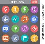 vector application location ... | Shutterstock .eps vector #395253400