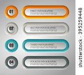 information infographic... | Shutterstock .eps vector #395259448