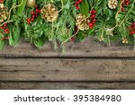 christmas. | Shutterstock . vector #395384980