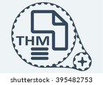 flat vector illustration. thm...   Shutterstock .eps vector #395482753