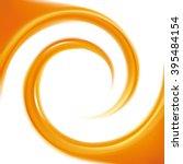 vibrant ripple fluid fond with... | Shutterstock .eps vector #395484154