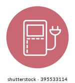 icon electrical and... | Shutterstock .eps vector #395533114