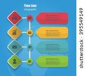 business timeline chart global...