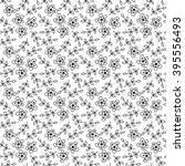 abstract vector seamless... | Shutterstock .eps vector #395556493