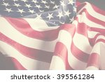 Stock photo american flag background 395561284
