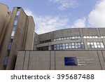 Small photo of PRAGUE, CZECH REPUBLIC - MARCH 24, 2016: The European Global Navigation Satellite Systems Agency (European GNSS Agency; GSA) headquarters on March 24, 2016 in Prague, Czech Republic.