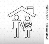 insurance concept design  | Shutterstock .eps vector #395739553