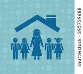 insurance concept design  | Shutterstock .eps vector #395739688