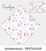 drawing greeting envelopes. for ...   Shutterstock .eps vector #395769169