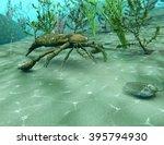 An Illustration Of Eurypterus ...