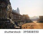 Cambodia Famous Landmark. Worl...