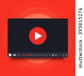 video player design template...