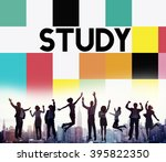 study education knowledge...   Shutterstock . vector #395822350
