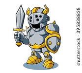 vector illustration of cartoon... | Shutterstock .eps vector #395838838