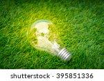 Eco Concept   Light Bulb Grow...