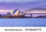 sydney   feb 22  sydney opera... | Shutterstock . vector #395868970