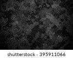 rusty black metal background | Shutterstock . vector #395911066