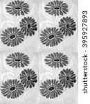 ceramic tile texture   design...   Shutterstock . vector #395927893