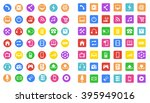 trendy icons | Shutterstock . vector #395949016