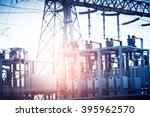 Electrical Substation...