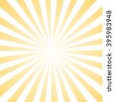 sun sunburst yellow pattern... | Shutterstock .eps vector #395983948