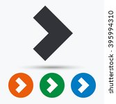arrow icon. arrow flat symbol....