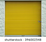 self storage door. life style ... | Shutterstock . vector #396002548