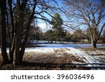 Early Spring Snow Melts In The...