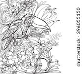 Coloring Pages With Tropical...
