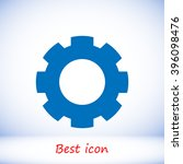 gear | Shutterstock .eps vector #396098476