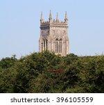 stunning english church