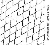 grunge black and white mesh... | Shutterstock .eps vector #396117538