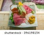 Premium Fresh Raw Seafood With...
