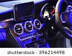 car ventilation system and air... | Shutterstock . vector #396214498