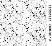 ink splashes seamless pattern.... | Shutterstock .eps vector #396260353