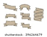 vector sketch labels easy to... | Shutterstock .eps vector #396264679