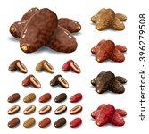 date fruit ramadan vector | Shutterstock .eps vector #396279508
