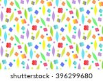 ornamental  traditional  simple ... | Shutterstock .eps vector #396299680