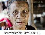 mrauk u  myanmar   january 30 ... | Shutterstock . vector #396300118