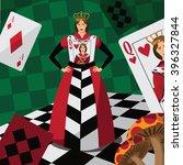 Alice In Wonderland Title Quee...