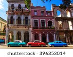 havana   february 12  classic... | Shutterstock . vector #396353014