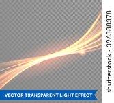 vector magic glowing spark...