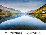 Landscape Of Snowdonia National ...