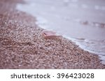 on the beach against the sea... | Shutterstock . vector #396423028